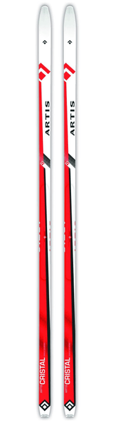 Artis Cristal Červená 210cm
