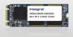 Integral SSD disk 128 GB SATA 3 M.2 2260