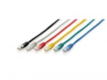 Equip UTP kabel kat. 6, rdeč, 1 m