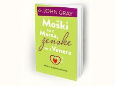 dr. John Gray: Moški so z Marsa, ženske so z Venere