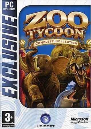 Ubisoft Zoo Tycoon: Complete Collection (PC)