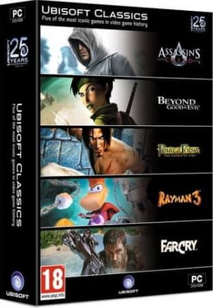 Ubisoft Collection (5-PACK) (PC)