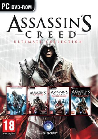Ubisoft Assassins Creed Ultimate Collection (PC)
