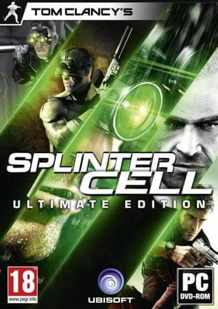 Ubisoft Splinter Cell: Ultimate Edition (PC)