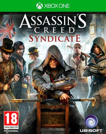 Ubisoft Assassin's Creed: Syndicate (Xbox One)