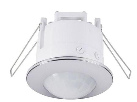 Renkforce detektor gibanja za vgradnjo v strop, 360°, krom
