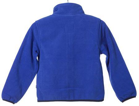 960e025bf2d Nautica chlapecká mikina na zip 146 modrá