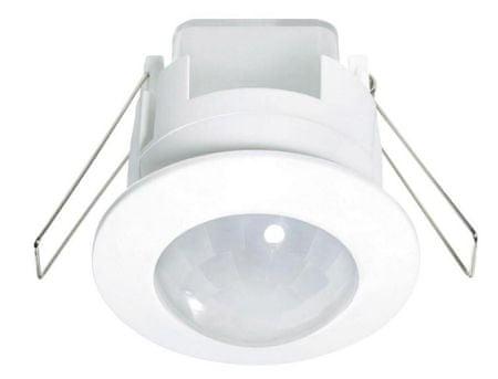 Renkforce detektor gibanja za vgradnjo v strop, 360°, bel