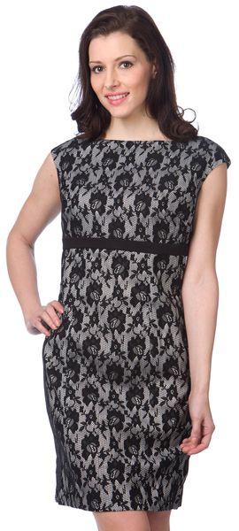 Chaps dámské šaty S černá