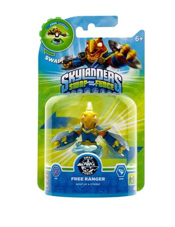 Activision Skylanders Giants - Swap Force - SF Free Ranger
