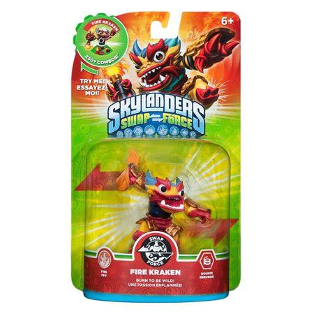 Activision Skylanders Giants - Swap Force - SF Fire Kraken