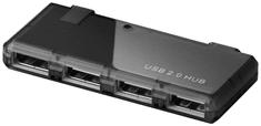 Goobay 4-portno USB HUB, USB 2.0