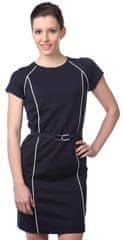 Nautica dámské šaty s kontrastními proužky