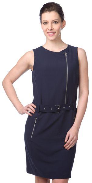 Nautica dámské šaty s páskem L modrá 59eaa2b003