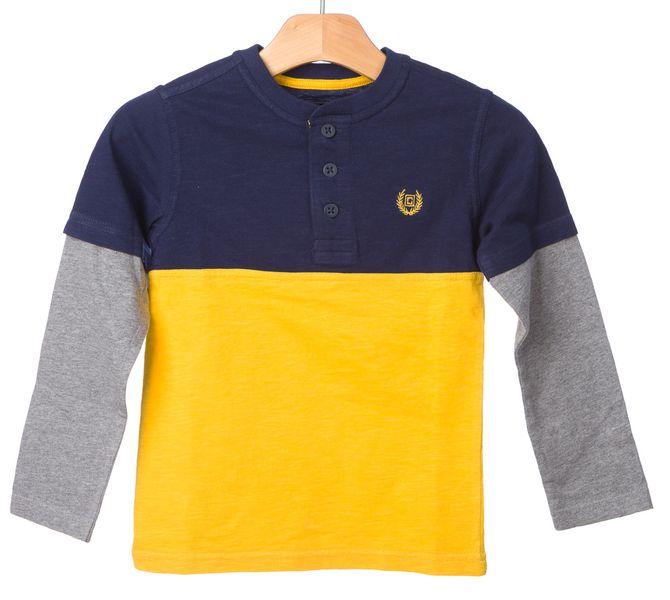 Chaps chlapecké tričko 140-146 žlutá