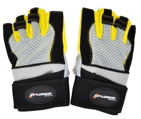 Xplorer fitness rokavice Amara Fit, L