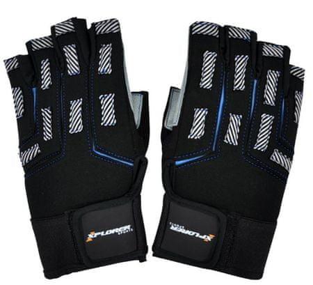 Xplorer fitness rokavice Emboss, L