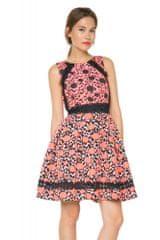 Desigual dámské květované šaty