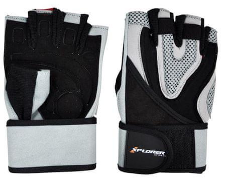Xplorer fitness rokavice Amara Gym, L