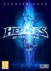 Blizzard Heroes Of The Storm: Starter Pack (PC)