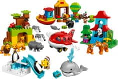 LEGO® DUPLO 10805 Dookoła Świata