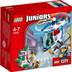 LEGO® JUNIORS: Policijska potjera u helikopteru 10720