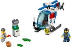 LEGO® Juniors 10720 Rendőrségi helikopter