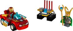 LEGO® JUNIORS: Iron Man protiv Lokija 10721