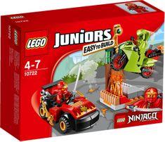 LEGO® JUNIORS: Obračun sa zmijama 10722