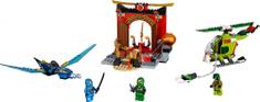 LEGO Juniors 10725 Izgubljeni tempelj