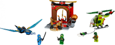 LEGO® JUNIORS: Izgubljeni hram 10725