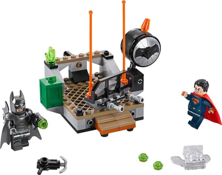 LEGO® Super Heroes 76044 Souboj hrdinů