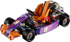 LEGO® Technic 42048 Dirkalni gokart