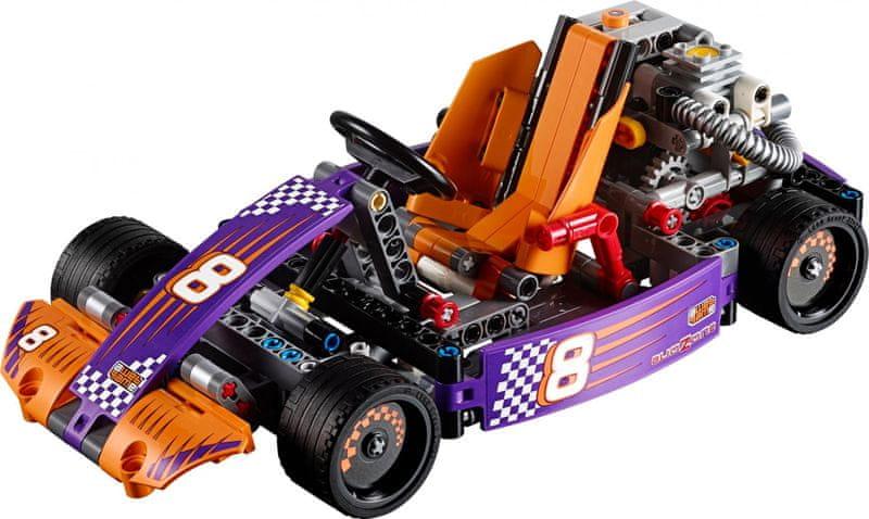 LEGO® Technic 42048 Závodní autokára