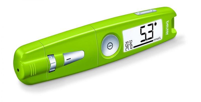 Beurer GL 50 zelená