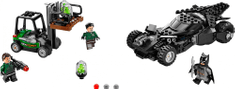LEGO Super Heroes 76045 Presretanje kriptonita