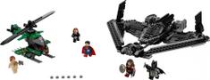 LEGO Super Heroes 76046 Heroji pravičnosti: boj v oblakih