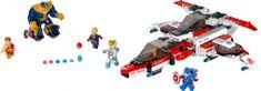 LEGO® Super Heroes 76049 Kosmiczna misja
