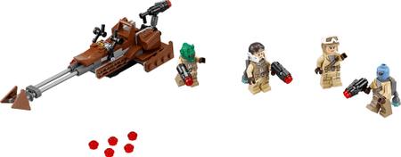 LEGO® Star Wars 75133 Bojni komplet pobunjenika