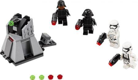 LEGO Star Wars™ 75132 Bojový balíček Prvého rádu