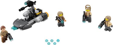 LEGO® Star Wars Ellenállás Oldali Harci Csomag 75131