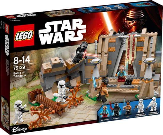 LEGO Star Wars™ 75139 Bitva na Takodaně
