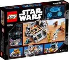 LEGO Star Wars 75136 Droid menekülő gondola