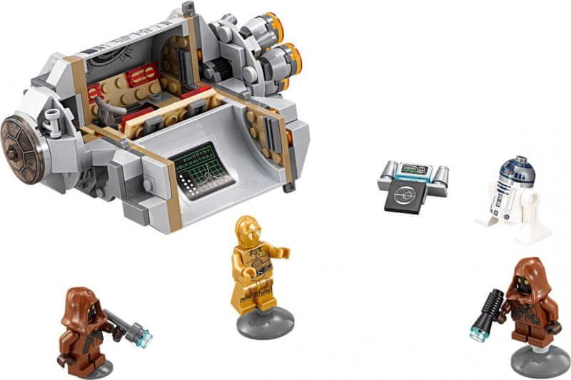 LEGO® Star Wars 75136 Únikový modul pro droidy