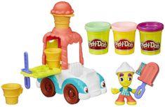 Play-Doh sladoledni avto Town
