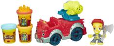 Play-Doh gasilsko vozilo Town