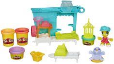 Play-Doh trgovina z živalmi Town