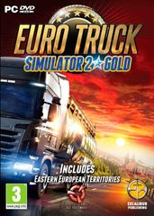 Excalibur Publishing Euro Truck Simulator 2 Gold (PC)