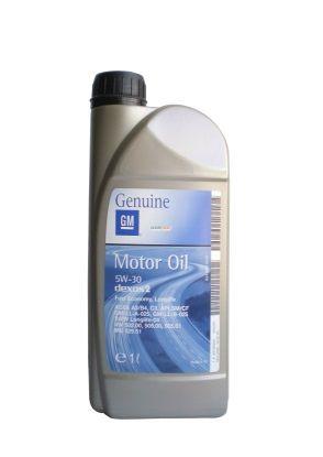 General motorno olje GM - Opel Dexos 2 5W-30, 1 l