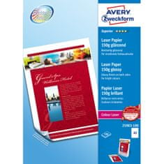 Avery Zweckform papir za barvne laserske tiskalnike 25983-100, A3, 100 listov